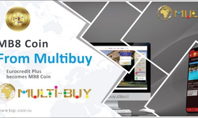 MB8Coin — Powerful development of online platform MultiBuy